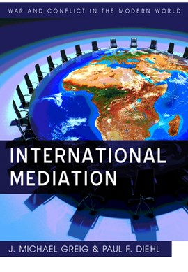 International Mediation by Paul F. Diehl