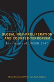 Global non-proliferation and counter-terrorism