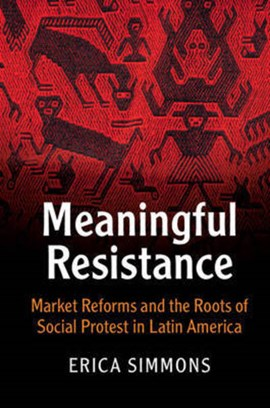 Meaningful resistance by Erica S. Simmons