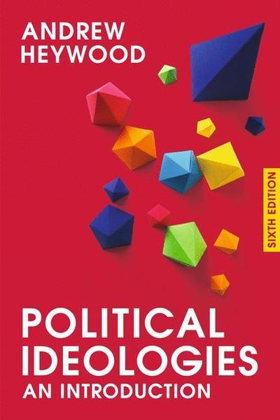andrew heywood political ideologies 6th edition pdf