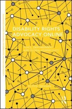 Disability rights advocacy online by Filippo Trevisan