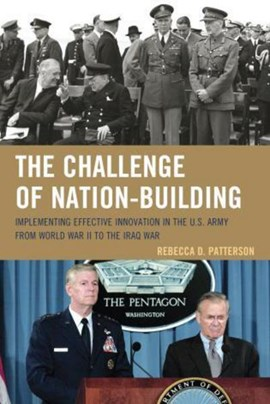 The challenge of nation-building by Rebecca Patterson