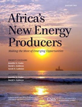 Africa's new energy producers by Jennifer G Cooke