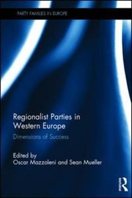 Regionalist parties in Western Europe by Oscar Mazzoleni