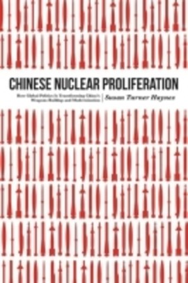 Chinese nuclear proliferation by Susan Turner Haynes