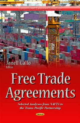 Free trade agreements by Jenell Gallo