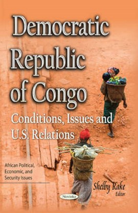 Democratic Republic of Congo by Shelby Rake