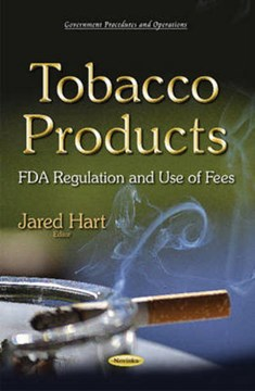 Tobacco products by Jared Hart