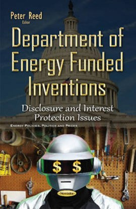 Department of energy funded inventions by Peter Reed