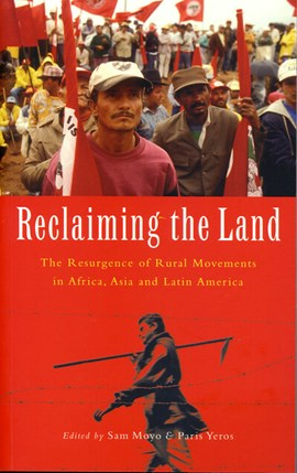 Reclaiming the land by Sam Moyo