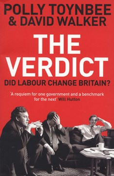 Verdict by Polly Toynbee