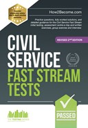 Civil service fast stream tests