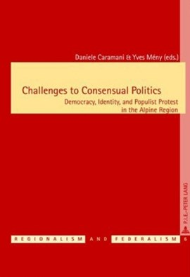 Challenges to consensual politics by Yves Mény