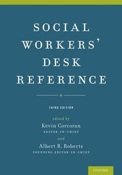 Social workers' desk reference by Kevin Corcoran