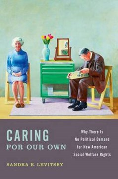 Caring for our own by Sandra R. Levitsky