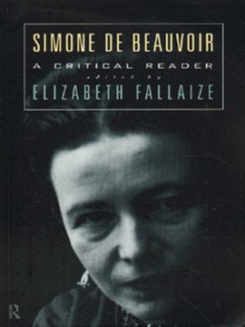 Simone de Beauvoir by Elizabeth Fallaize