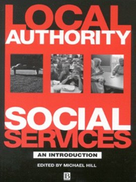 Local authority social services by Michael Hill