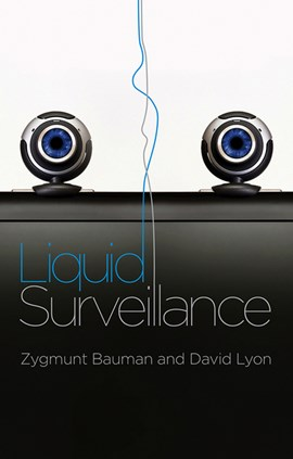 Liquid surveillance by Zygmunt Bauman