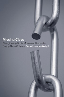 Missing class by Betsy Leondar-Wright