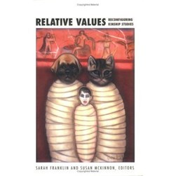 Relative values by Sarah Franklin