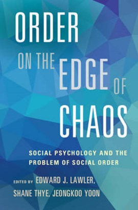 Order on the edge of chaos by Edward J. Lawler