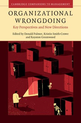 Organizational wrongdoing by Donald Palmer