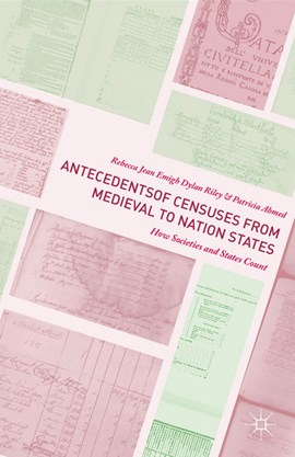 Antecedents of censuses from medieval to nation states by Rebecca Jean Emigh