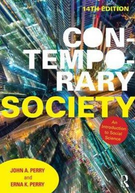 Contemporary society by John A Perry