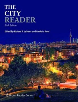 The city reader by Richard T. LeGates