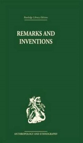 Remarks and inventions by Rodney Needham