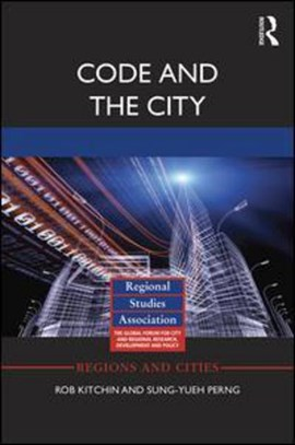 Code and the city by Rob Kitchin