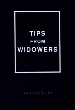 Tips from widowers by Jan Robinson