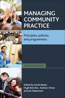 Managing community practice by Sarah Banks