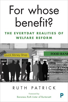 For whose benefit? by Ruth Patrick