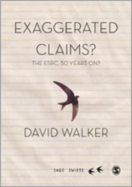 Exaggerated claims by David Walker