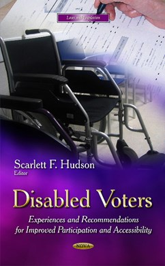 Disabled voters by Scarlett F Hudson