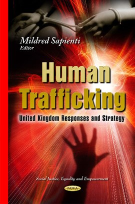 Human trafficking by Mildred Sapienti