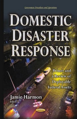 Domestic disaster response by Jamie Harmon