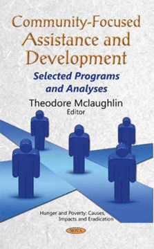 Community-focused assistance & development by Theodore Mclaughlin