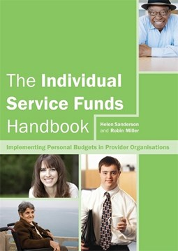 The individual service funds handbook by Robin Miller
