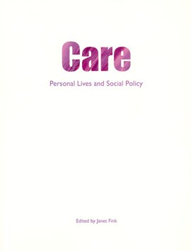 Care by Janet Fink
