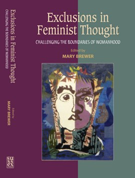 Exclusions in feminist thought by Mary Brewer