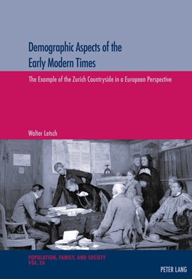 Demographic aspects of the early modern times by Walter Letsch