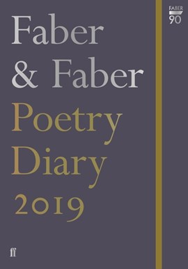 Faber & Faber Poetry Diary 2019 by Various