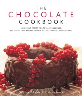 The chocolate cookbook by Christine Mcfadden
