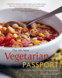 The All-New Vegetarian Passport by Linda Woolven