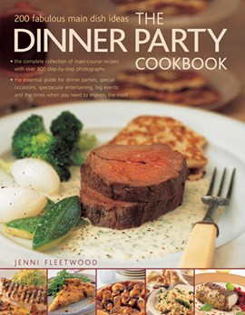 The dinner party cookbook by Jenni Fleetwood