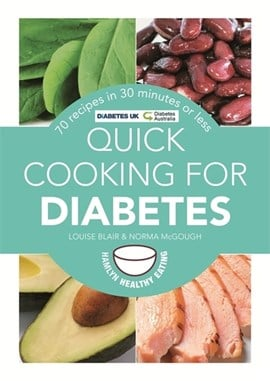 Quick cooking for diabetes by Louise Blair