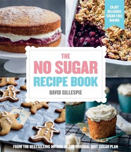 The No Sugar Recipe Book TPB by David Gillespie