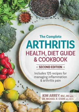The complete arthritis health, diet guide & cookbook by Kim Arrey
